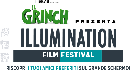 Il Grinch presenta Illumination Film Festival